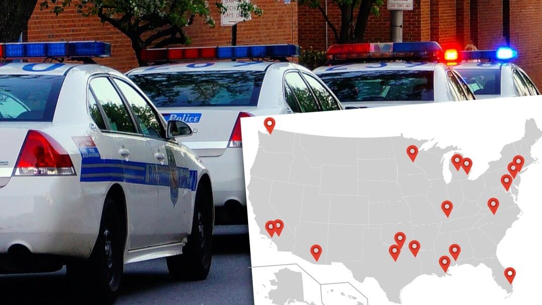 Tylko w tym roku doszło do 18 strzelanin w amerykańskich szkołach