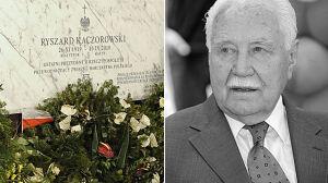 To nie prezydent Kaczorowski był pochowany w Świątyni Opatrzności