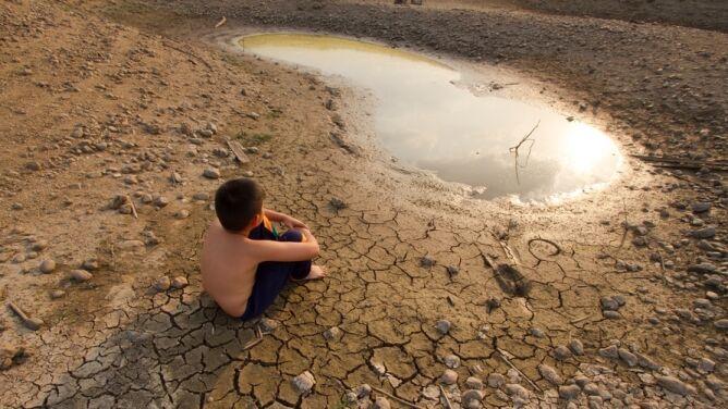 Głód, choroby i gwałtowne zjawiska. <br />Zatrważający raport WMO