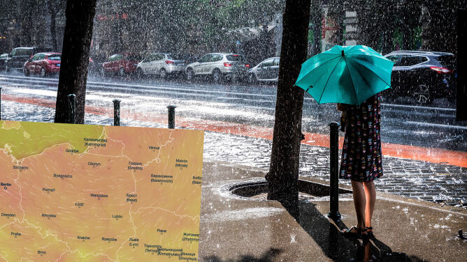 Pogoda na 5 dni: po chłodzie i deszczu nawet 25 stopni