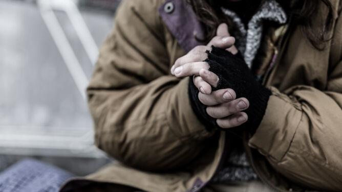 RCB: kolejna ofiara śmiertelna mroźnej pogody