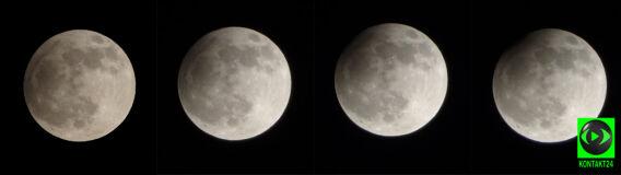 """Bezchmurne niebo, Księżyc i aparat. """"Można było zobaczyć Saturna"""""""